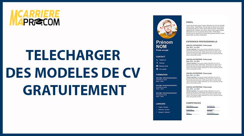 t u00e9l u00e9charger un cv pour commercial word